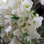 Thumbnail image for 31 Days: White Calla and Ivy Bouquet {Day 12}