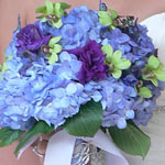 Thumbnail image for 31 Days: Blue Hydrangea Bouquet {Day 2}
