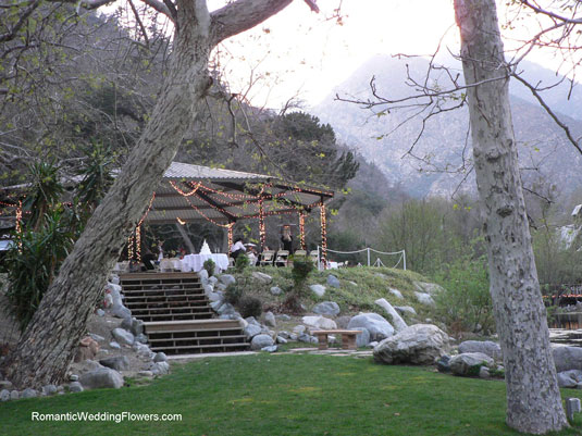 lake side pavilion Green Mountain Ranch, Lytle Creek, CA