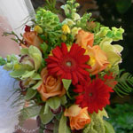 Thumbnail image for 31 Days: Fall Cascade Bouquet {Day 27}