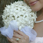 Thumbnail image for 31 Days: Stephanotis Pearl Bouquet {Day 4}