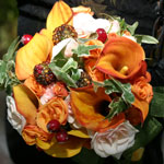 Thumbnail image for 31 Days: Fall Calla and Ivy Bouquet {Day 5}