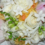 Thumbnail image for 31 Days: Yellow Pastel and Pearl Bouquet {Day 6}