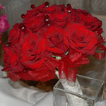 Thumbnail image for 31 Days: Red Rose Crystal Bouquet {Day 7}