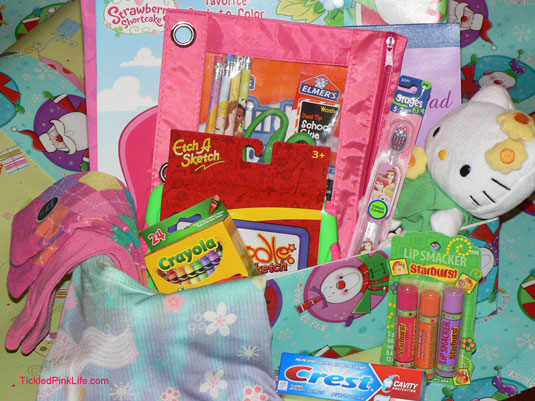 Operation Christmas Child shoebox