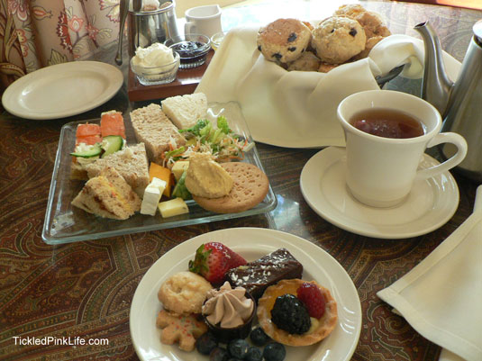 Huntington Library and Gardens Tea Room