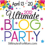 Thumbnail image for Ultimate Blog Party 2012