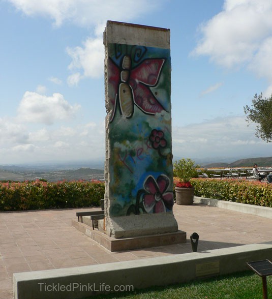 Ronald Reagan Presidential Library Berlin Wall