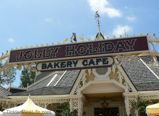 Jolly Holiday Bakery Disneyland