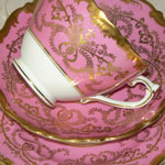Thumbnail image for Vintage Coalport China for Pink Saturday