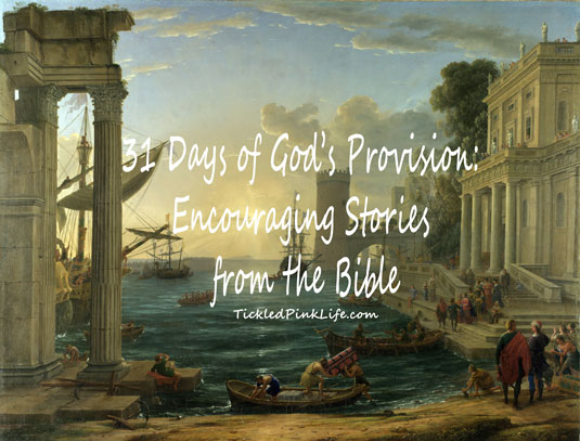 31 Days of God's Provision