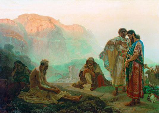 31 Days of God's Provision – Encouraging Stories from the Bible ...