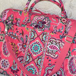 Thumbnail image for Stylish Vera Bradley Laptop Portfolio for Pink Saturday