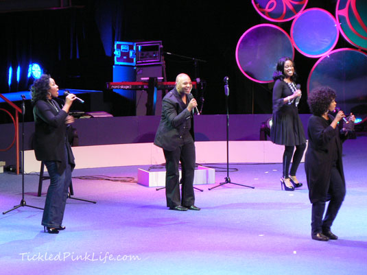 Women of Faith 2012 Cece Winans