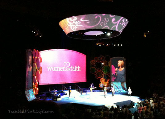 Women of Faith 2012 Christine Caine