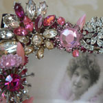 Thumbnail image for Just in Time for Christmas – New Collection of Vintage Jewelry Photograph Frames