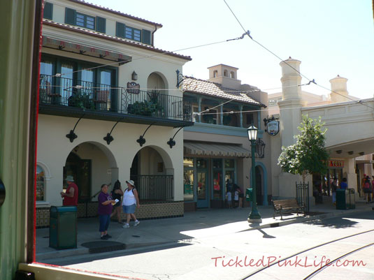 Buena Vista Street California Adventure