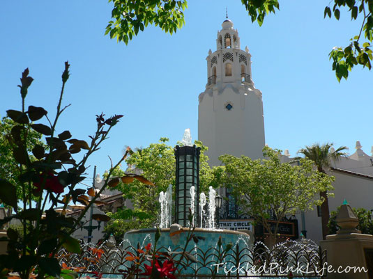 Disney California Adventure Carthay Circle
