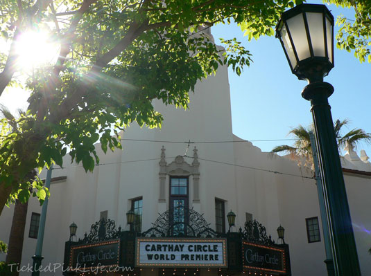 Carthy Circle Theater