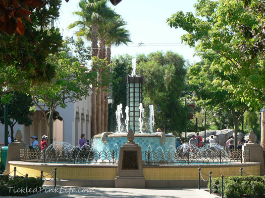 Carthay Circle California Adventure
