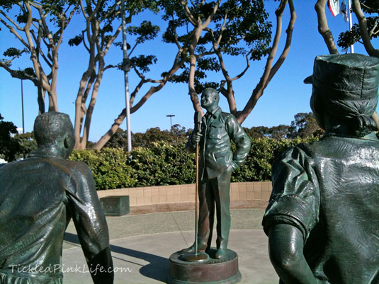 Salute to Bob Hope and the Military San Diego