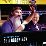 Thumbnail image for Harvest Crusade Recap: Greg Laurie Interviews Duck Commander Phil Robertson