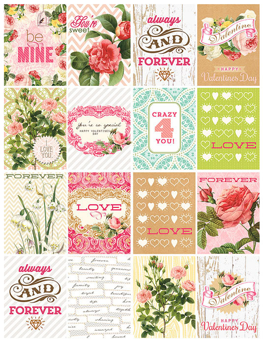 photograph relating to Free Printable Vintage Valentine Cards titled Tickled Purple Everyday living » Cost-free Printable Traditional Valentine Photos