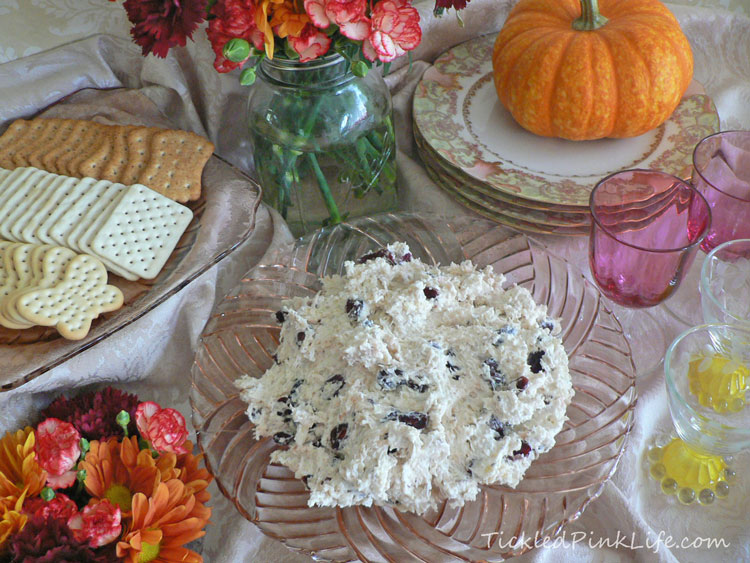 chicken cranberry spread recipe