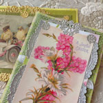 Thumbnail image for DIY Victorian Style Vintage Easter Greetings