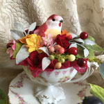 Thumbnail image for New Teacup Bird Flock Lands in Etsy Shop